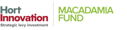 Supported by Hort Innovation and Macadamia Fund